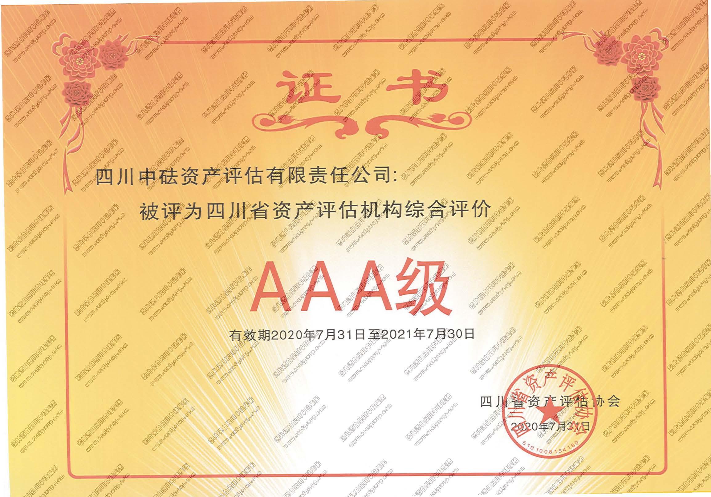 2019年度AAA